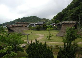 京丹後市立丹後古代の里資料館 写真